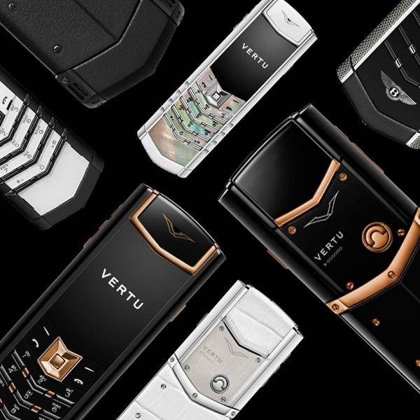 Производитель телефонов Vertu уходит срынка