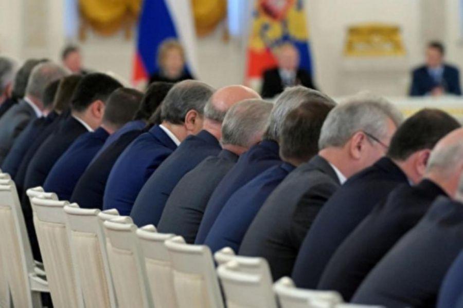«Слабаки» в стане губернаторского корпуса