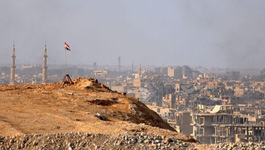 Сирийская армия уничтожила последний оплот ИГ в стране