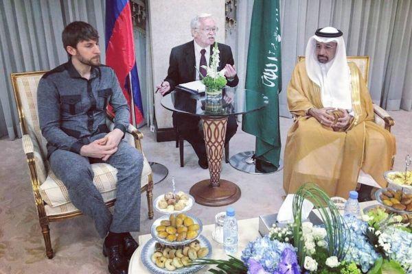 В Королевстве Саудовская Аравия обсудили вопросы инвестирования в экономику Чечни
