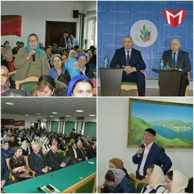 Министр образования и науки ЧР встретился с профсоюзным активом