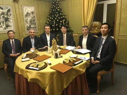 Япония и Чечня обсудили перспективы развития Центра ядерной медицины