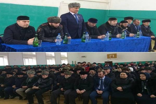 Депутаты встретились с жителями ряда населённых пунктов