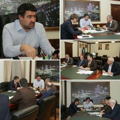 В МЖКХ ЧР обсудили подготовку проектов соглашений по передаче коммунальных объектов в концессию