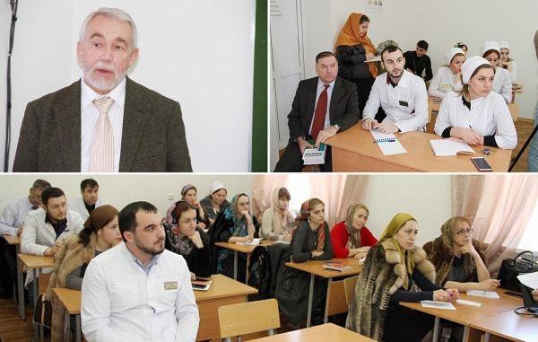 В Грозном открылся Образовательный цикл по детской и подростковой психиатрии