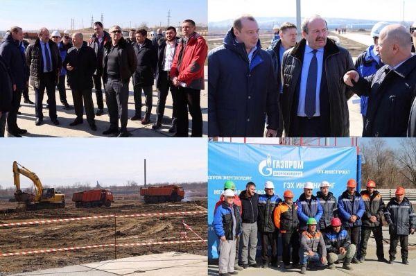 Начато строительство Грозненской ТЭС