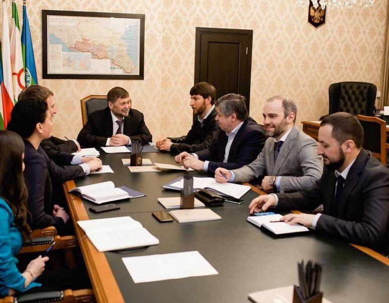 АО «КРСК» будет участвовать в проекте строительства курорта «Ведучи»