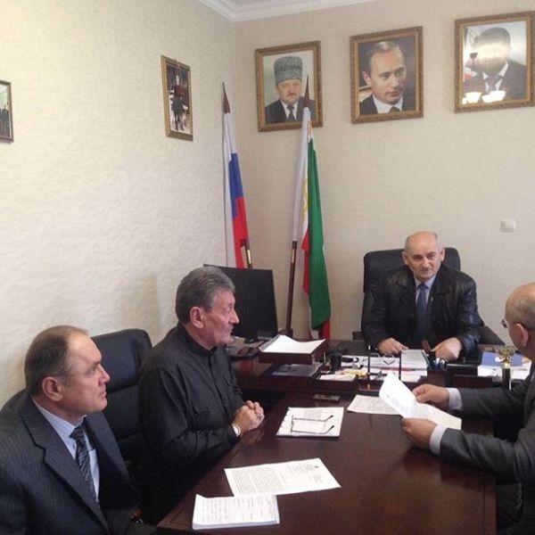 В Грозном обсудили меры борьбы с болезнями сельскохозяйственных животных