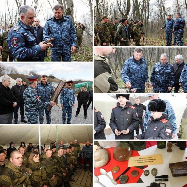 Поисковики отыскали останки 20 солдат на«Вахте памяти» вСеверной Осетии