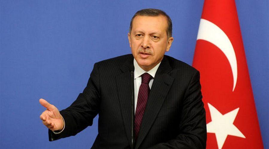 Эрдоган призвал турок вевропейских странах рожать по 5 детей