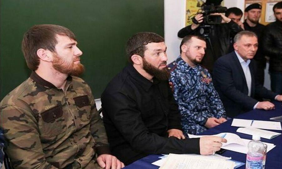 Магомед Даудов разобрался со слухами о нарушении земельных прав жителей села Давыденко