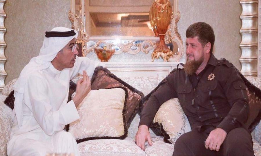 Рамзан Кадыров обсудил с президентом компании «ЭМААР» будущее Международного университета в Грозном