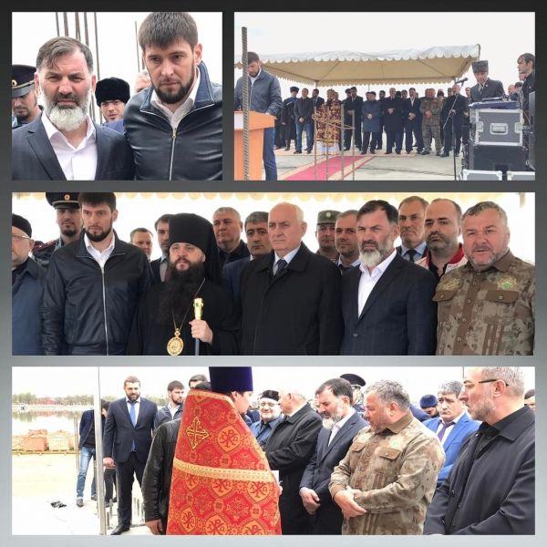 В Шелковском районе появится новый православный храм