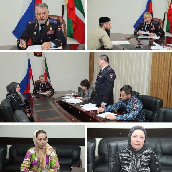 Руслан Алханов провел прием граждан