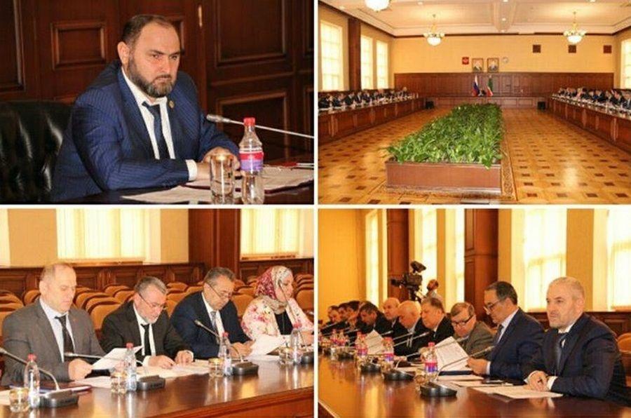 Начата подготовка к Республиканскому финансовому форуму, который пройдет в Грозном