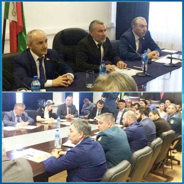 В УФНС РФ по ЧР состоялся семинар с бизнес-сообществом региона