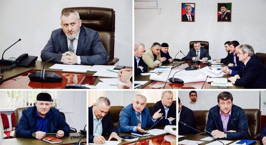 В Чеченэнерго провели заседание оперштаба по развитию энергетического комплекса ЧР