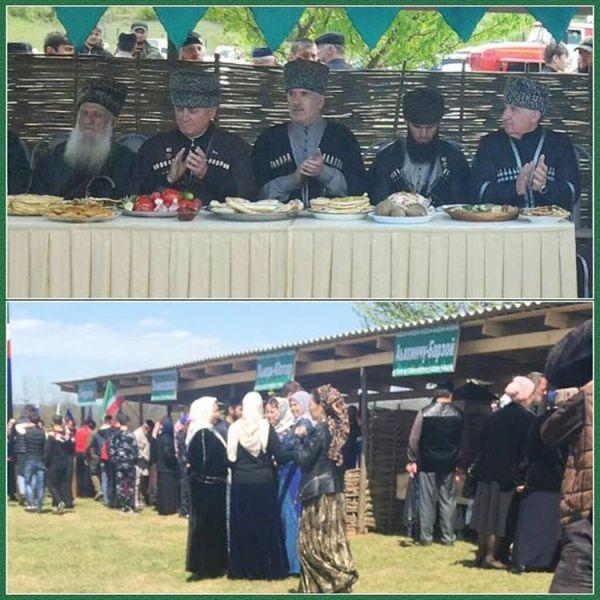 В Курчалоевском районе отметили День чеченского языка