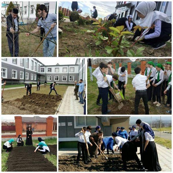 В Грозненских школах возрождают ученические производственные бригады