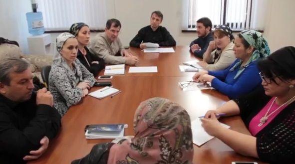 Эльхан Сулейманов принял участие в общественной приемной
