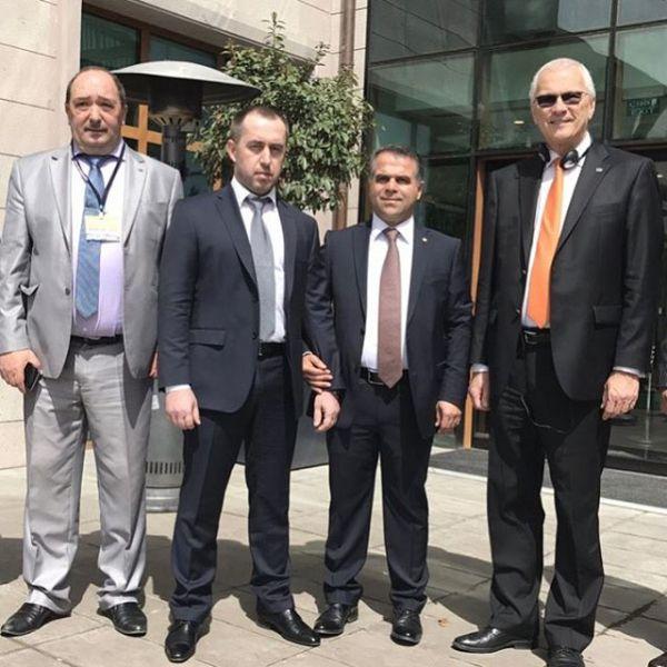 Чеченская делегация приняла участие в VIII Международной конференции городов Всемирного наследия Евразии