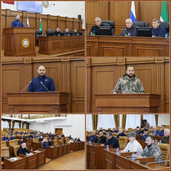 Парламент одобрил предложенные Главой ЧР кандидатуры членов Правительства ЧР