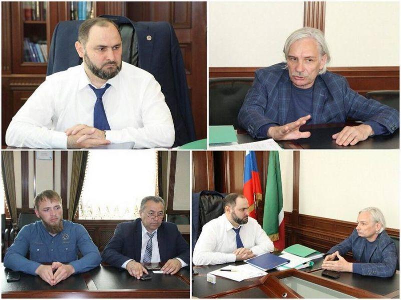 Министр финансов ЧР встретился с Президентом Совета Московской Международной Валютной Ассоциации