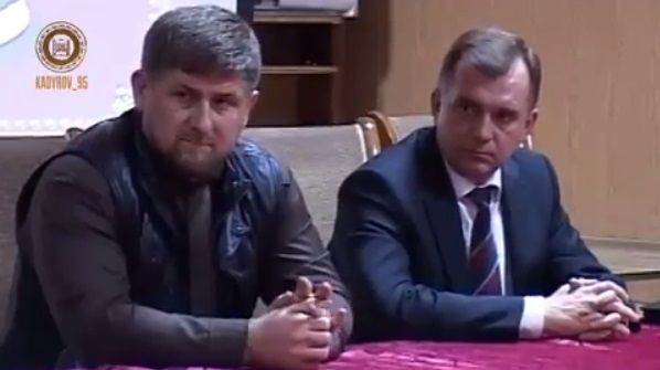 Р. Кадыров поздравил сотрудников погрануправления России с профессиональным праздником