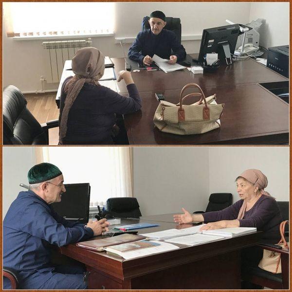 Депутат Парламента ЧР обещал помочь жительнице Грозного с лечением сына