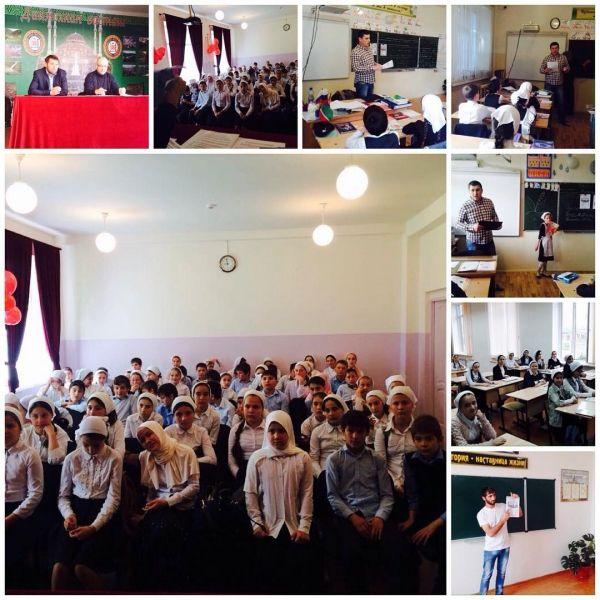 Специалисты «Чеченэнерго» устроили для детей мастер-класс по электробезопасности