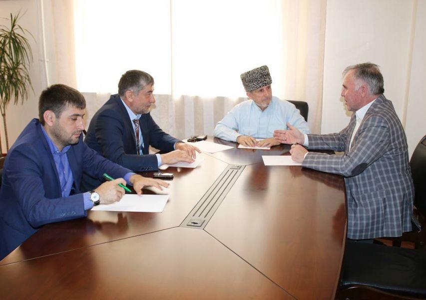 В минсельхозе ЧР обсудили вопросы развития агропромышленного комплекса Чечни