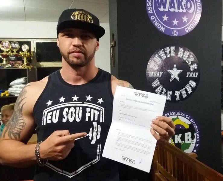 Лига WFCA подписала контракт с Flavio Rodrigo Magon