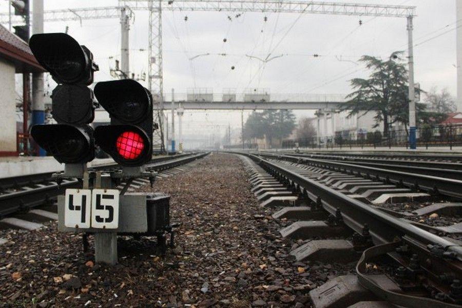 В Чечне ребенок попал под поезд