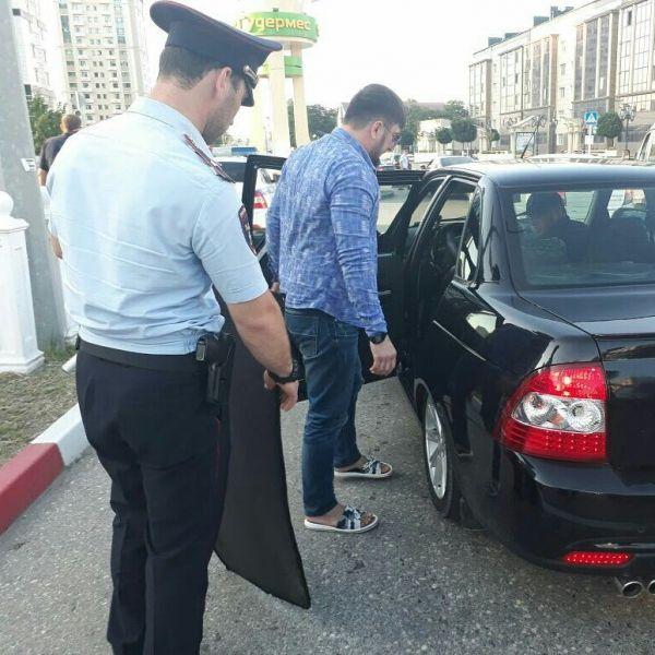 В Гудермесе 13 автомашин доставлены на штрафстоянку за нарушения