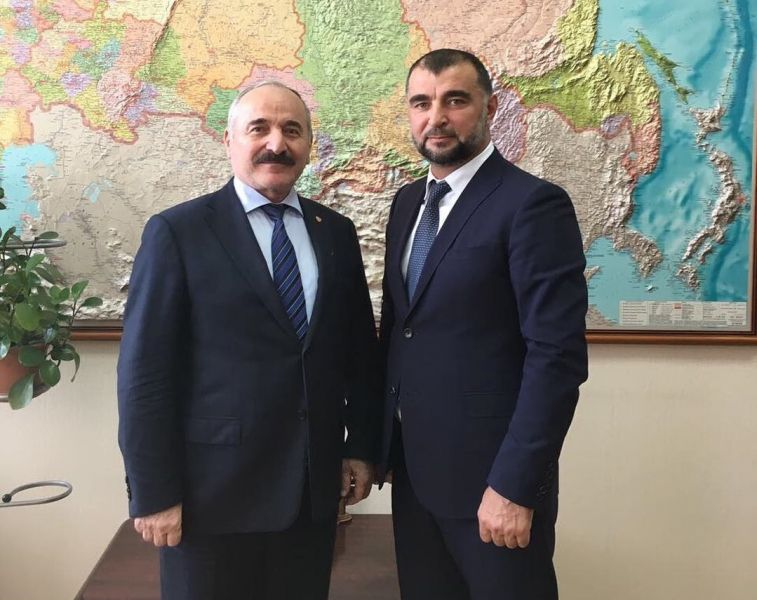 Министр сельского хозяйства ЧР провел ряд рабочих встреч в Москве