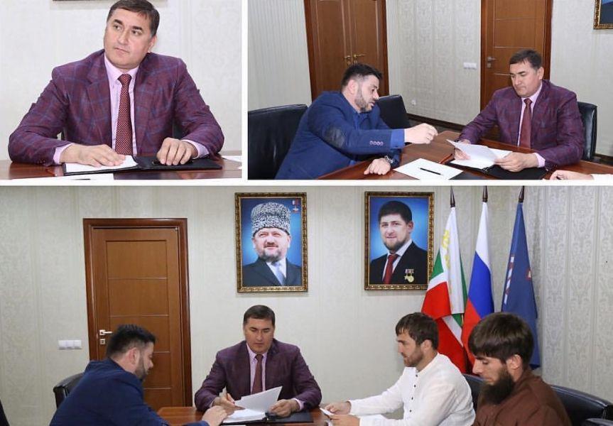 Подготовку к предстоящему Международному турниру по профессиональному кикбоксингу обсудили в Грозном