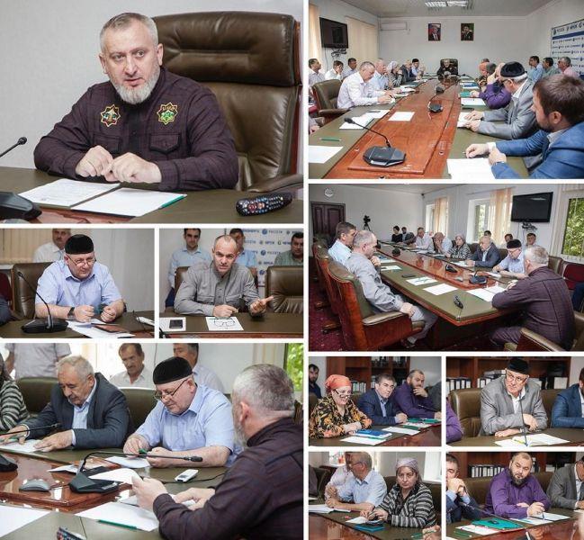 В Грозном обсудили вопросы снижения аварийности на энергообъектах
