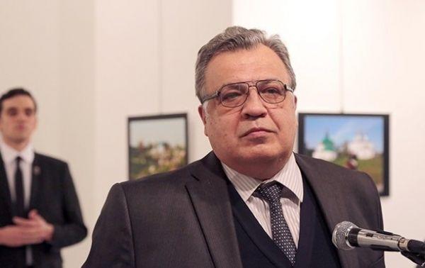 Убийство российского посла в Анкаре: кто за этим стоит