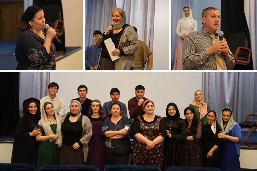 В ЧГПУ открыли студенческий театр