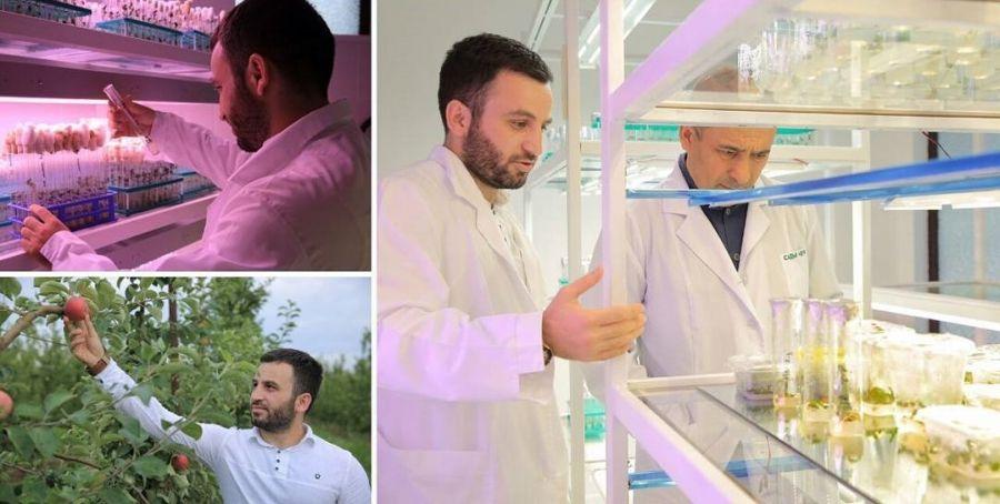 ЧГУ стал обладателем грантов в области сельского хозяйства и биотехнологий