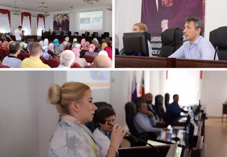 В Минздраве ЧР прошла конференция по инфекционной безопасности