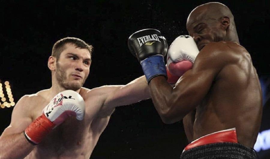 Глава Чечни поздравил  Бахрама Муртазалиева с блестящей победой, одержанной в Нью-Йорке