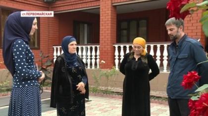 Вдова ичкерийского лидера Масхадова признает избрание Кадырова единственно верным для народа