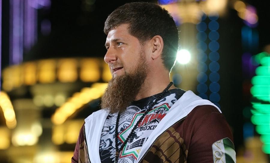 Рамзан Кадыров принял эстафету #ВыборЧемпионов180318 от губернатора Тульской области