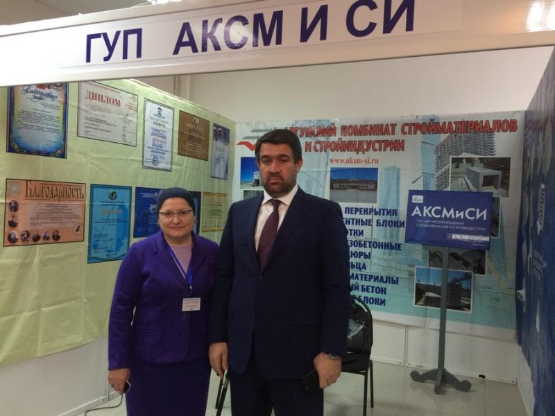 Учреждения Ставрополья представили свою продукцию на«ЧеченСтройЭкспо-2017»