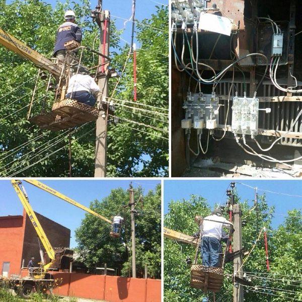 На Шалинских ГЭС проводят ремонтные работы