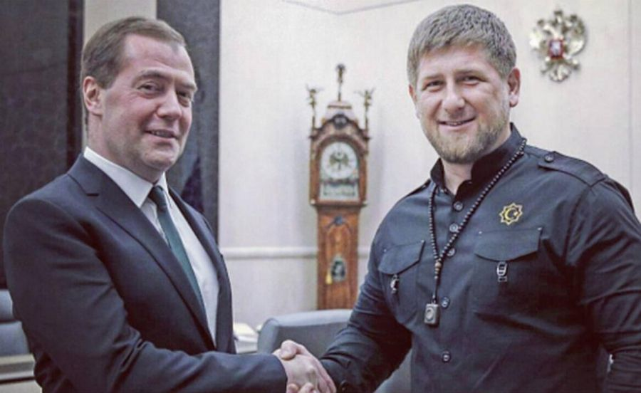 Доконца года вВоронежской области откроют представительство руководителя Чеченской Республики