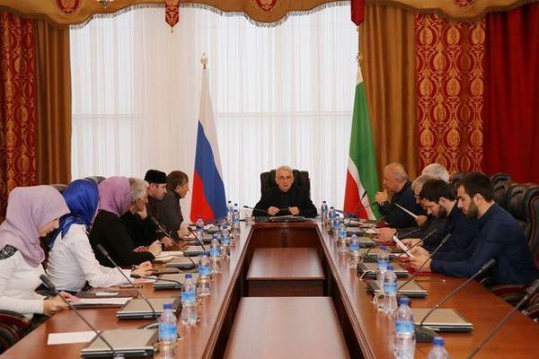 Ю. Сайдуев провёл заседание комитета