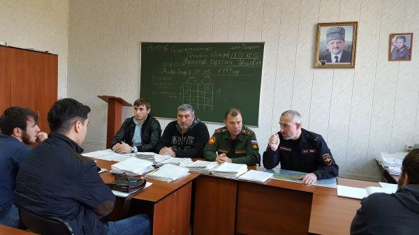 УНК МВД по ЧР проводит Всероссийскую антинаркотическую профилактическую акцию «Призывник»