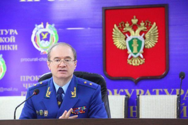 В Чечне общая раскрываемость преступлений составляет 86,5%